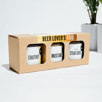 Beer Lover's Trio