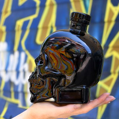 Crystal Head Onyx Agaven Wodka
