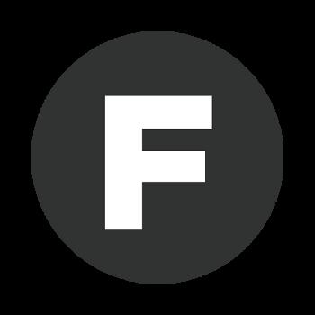 Deko - Schreibtafel mit Neon-Effekt
