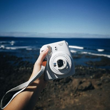 Fuji Instax Mini 9 Sofortbildkamera